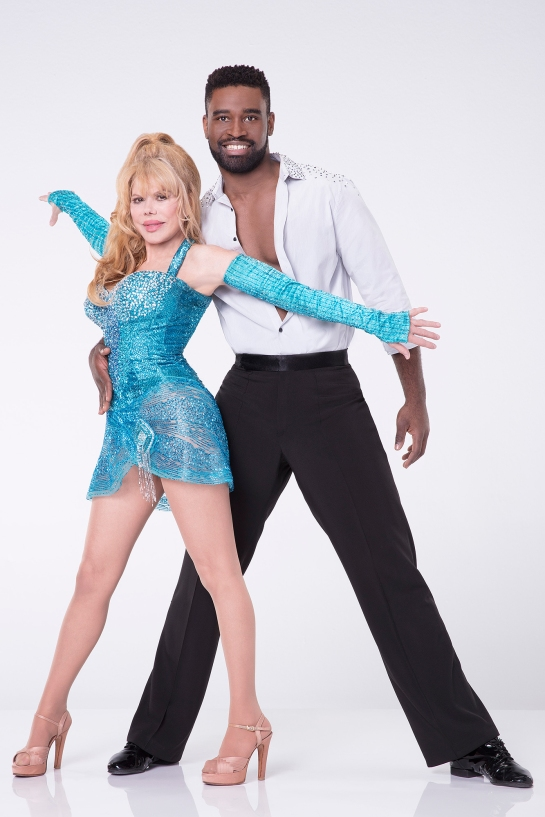 MUSIC AND POP CULTURE ICON CHARO SHINES ON ABC'S 'DANCING