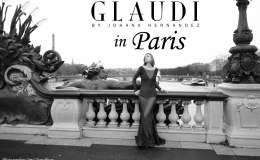 DESIGNER JOHANA HERNANDEZ WILL SHOW HER 2018 GLAUDI BRIDAL AND COUTURE COLLECTIONS AT PALM SPRINGS FASHIONWEEK