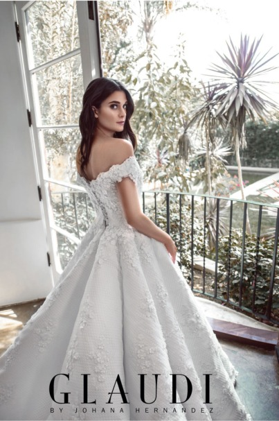 Designer Johana Hernandez Will Show Her 2018 Glaudi Bridal And Couture Collections At Palm Springs Fashion Week